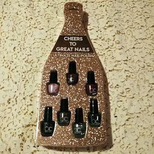 Gift Set 7  Nail Polishes NWT